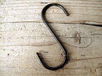 iron S hook S