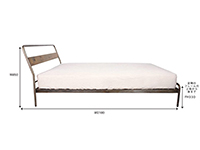 socph bed double