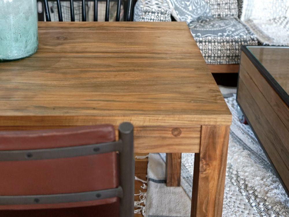オールド チーク テーブル 1500使用イメージ02