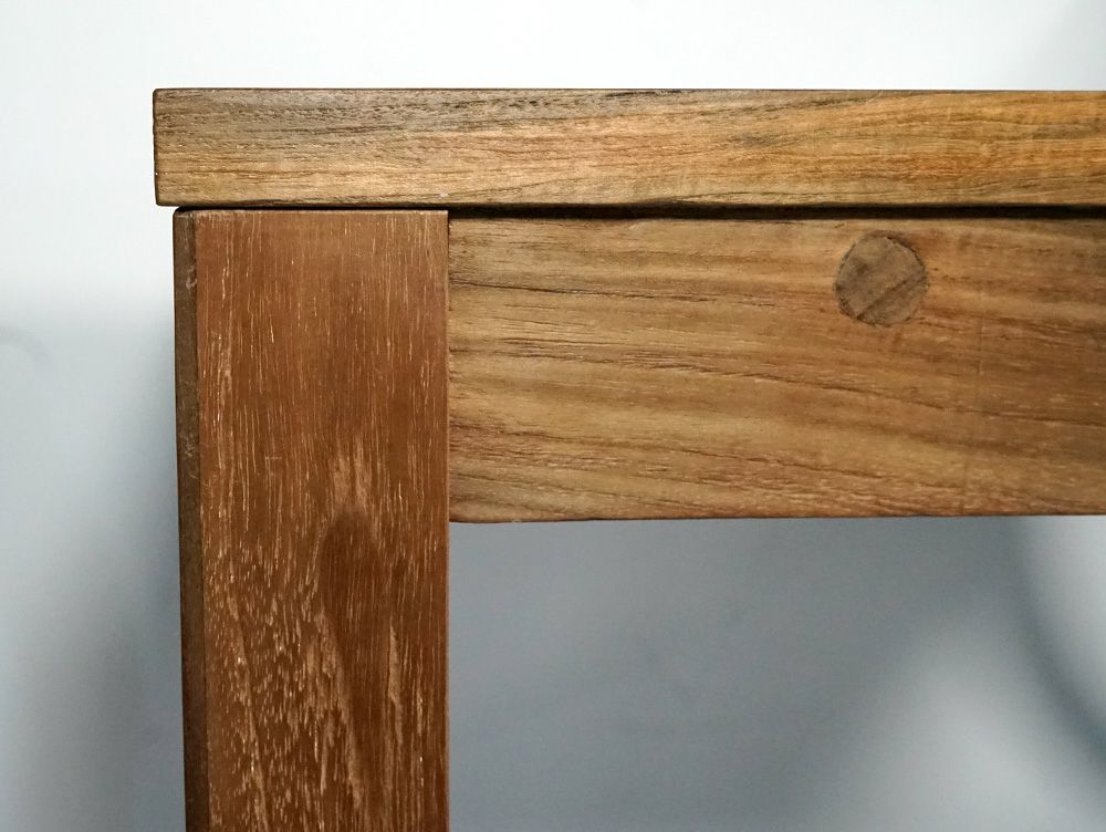 オールド チーク テーブル 1350使用イメージ02