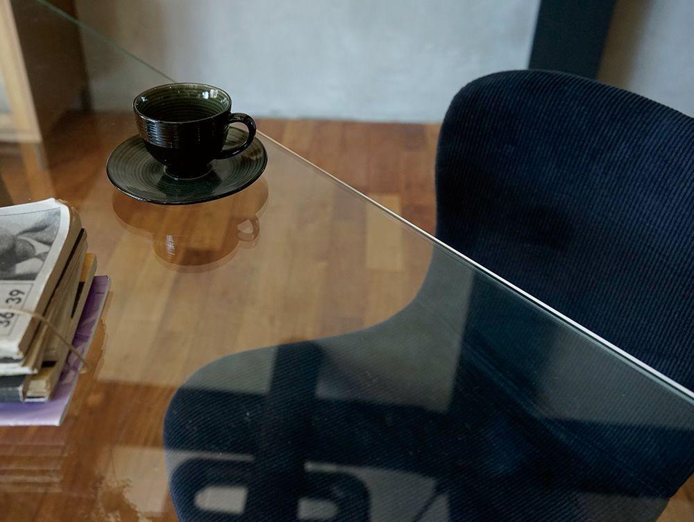 オールド チーク テーブル 1500使用イメージ01