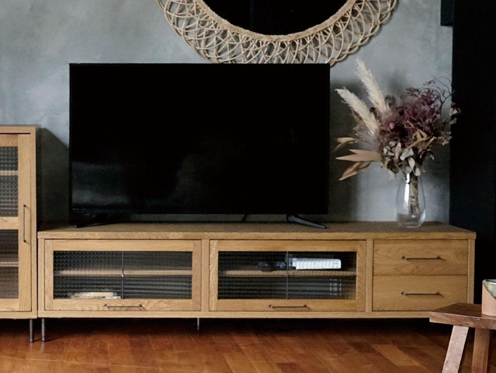 カデル テレビボード 1800 使用イメージ01