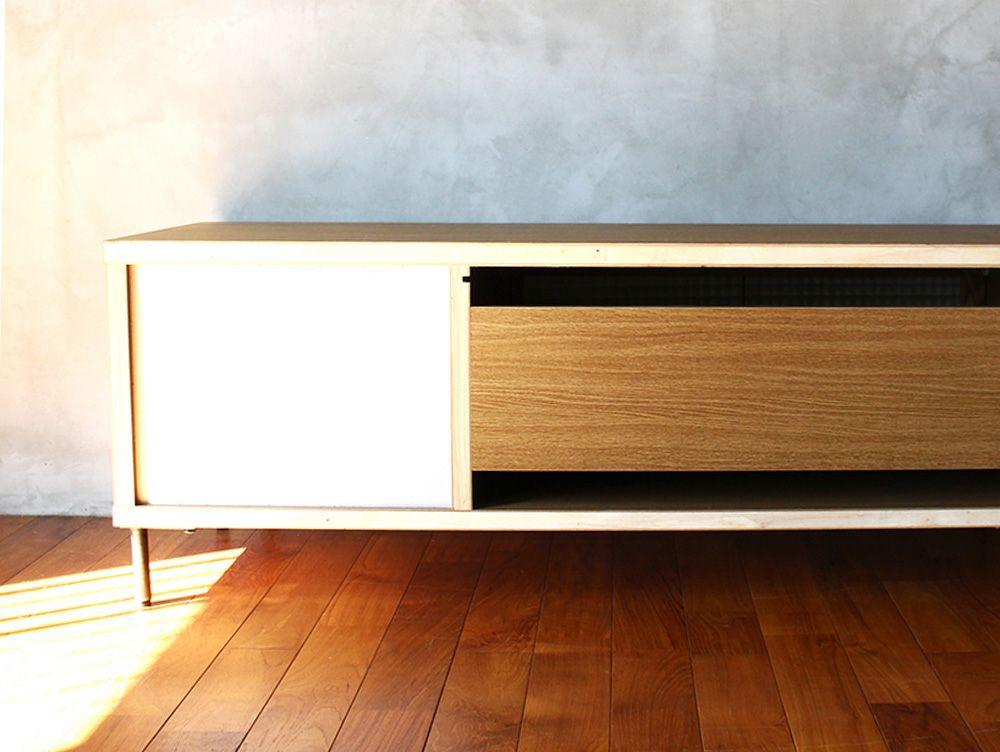 カデル テレビボード 1800 使用イメージ03