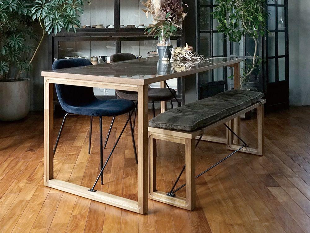 ナーム ダイニングテーブル 1500 イメージ01