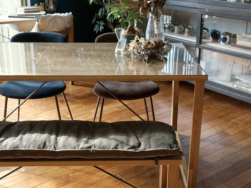ナーム ダイニングテーブル 1500 イメージ03