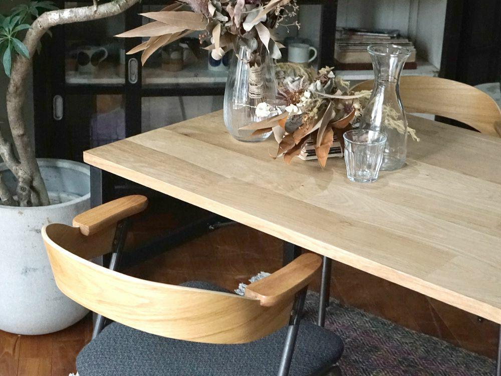 シュメール ダイニングテーブル 1500 イメージ01