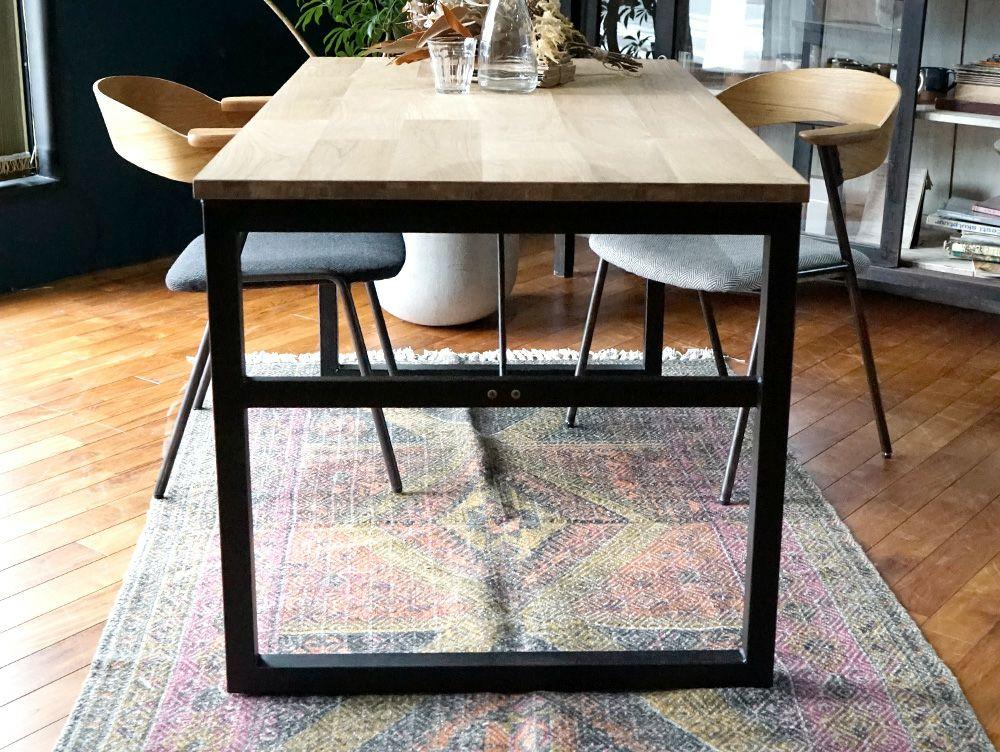 シュメール ダイニングテーブル 1500 イメージ02