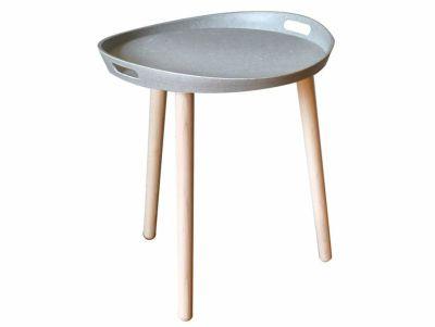 リ・アセコ サイド トレー テーブル L