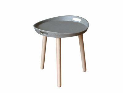 リ・アセコ サイド トレー テーブル S